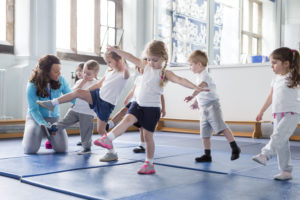 Balance, coordination and body control matter in learning.