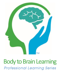 Logo Body to Brain Learning Series