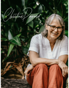 About me: Christine Payard