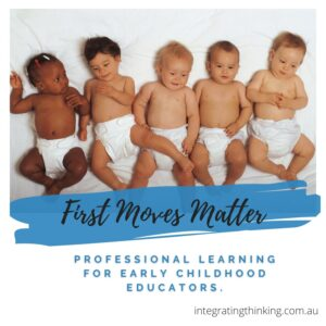 First Moves Matter Professional Learning picture